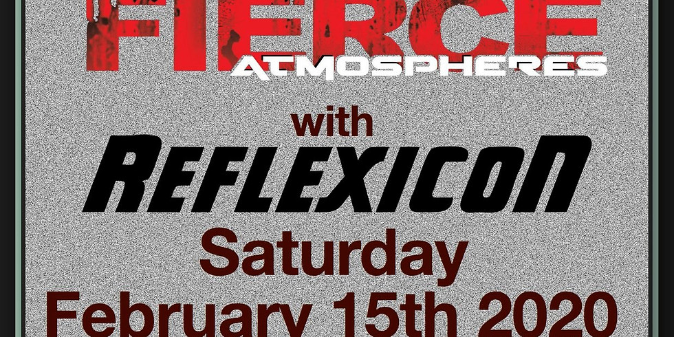 Fierce Atmosphere with Reflexicon at Metal Monkey Brewing Feb 15 2020