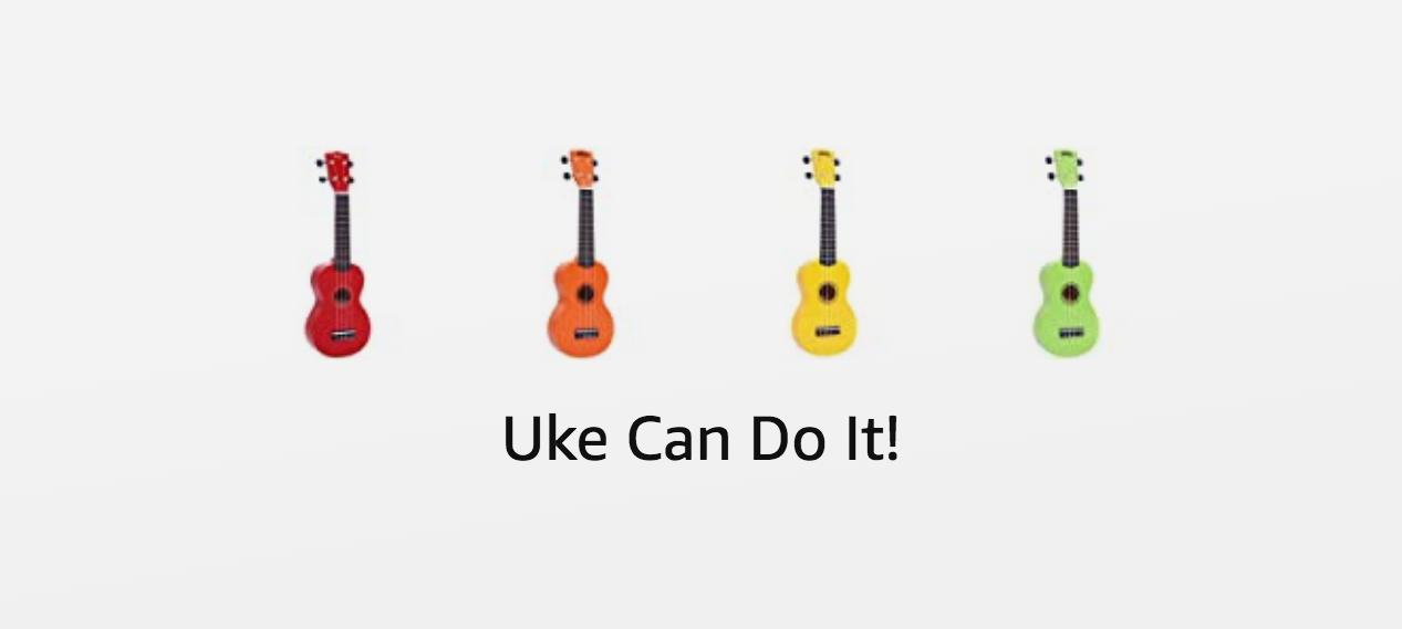 Uke Can Do It!