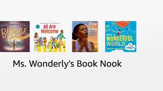 Ms. Wonderly's Book Nook