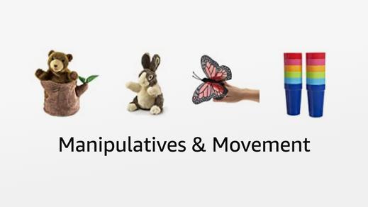 Manipulatives and Movement