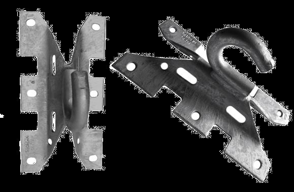 Крюки универсальные KU 16