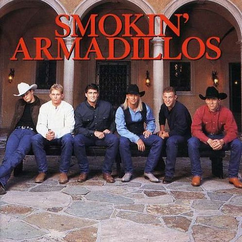 CD - Smokin' Armadillos (1996)