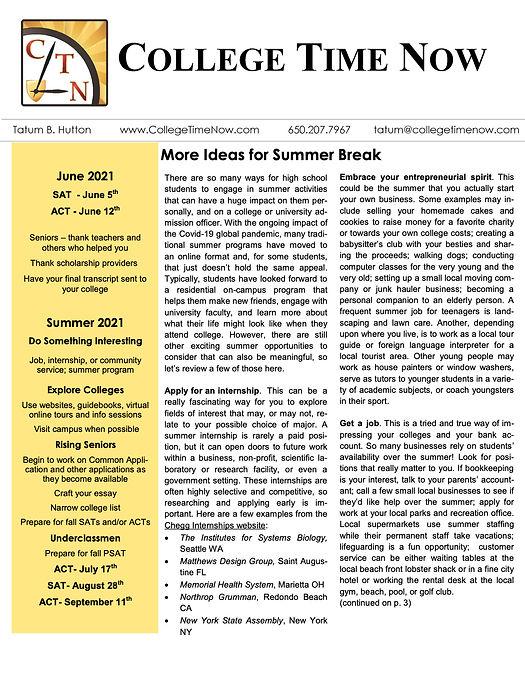 June 1 College Time Now newsletter June  2021.jpg