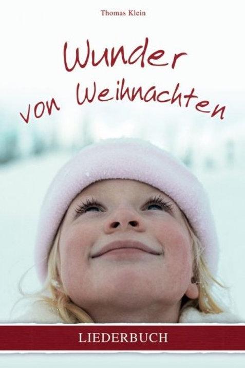 """Liederheft  """"Wunder von Weihnachten"""" PDF"""