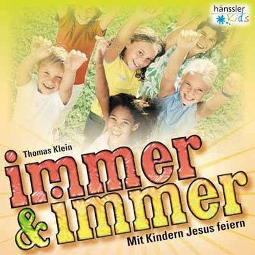 """CD """"Immer & Immer"""""""