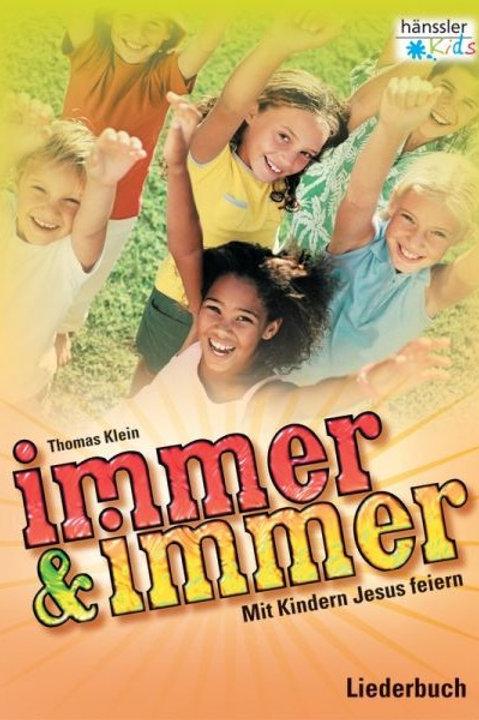 """Liederheft """"Immer & immer"""" PDF"""