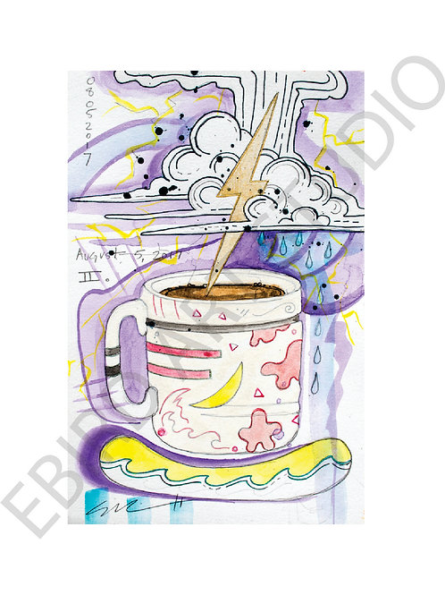 Coffee Storm