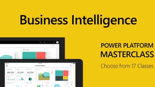 Power Platform Masterclass Trainings - Choose From 17 One-Day Sessions