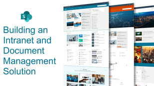 The Do's and Don'ts to Building a World-Class Intranet and Document Management Solution.