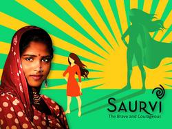 Saurvi - The Brave