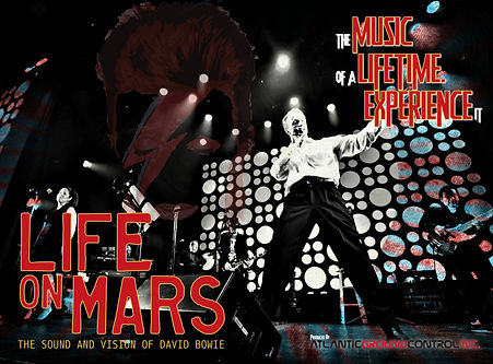 Life On Mars promo poster