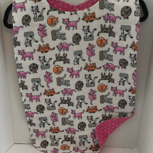 Clothing Protector- Cats theme