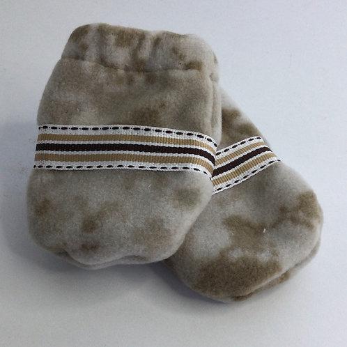 Polartec Mittens- camoflage- infant