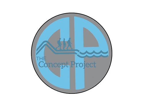 The Concept Project Sticker