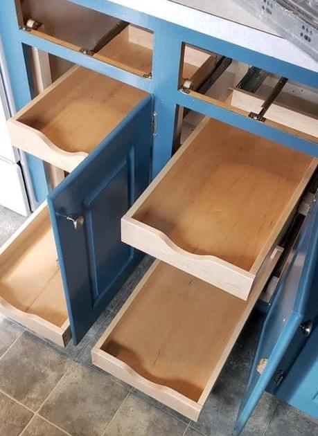Custom Built Storage