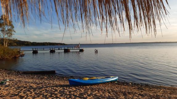 Calm afternoons at La Laguna