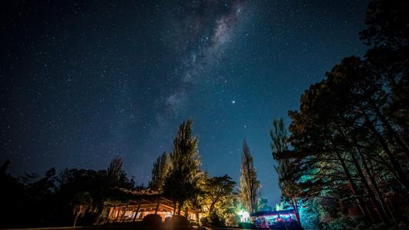 La Laguna at Night