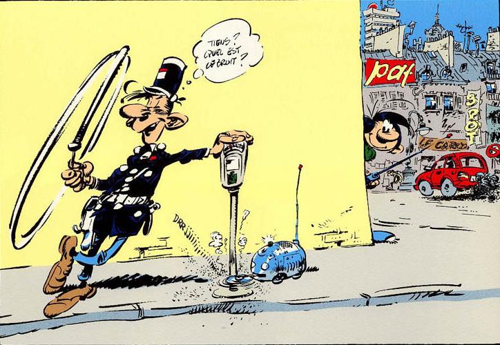 Gaston l Franquin