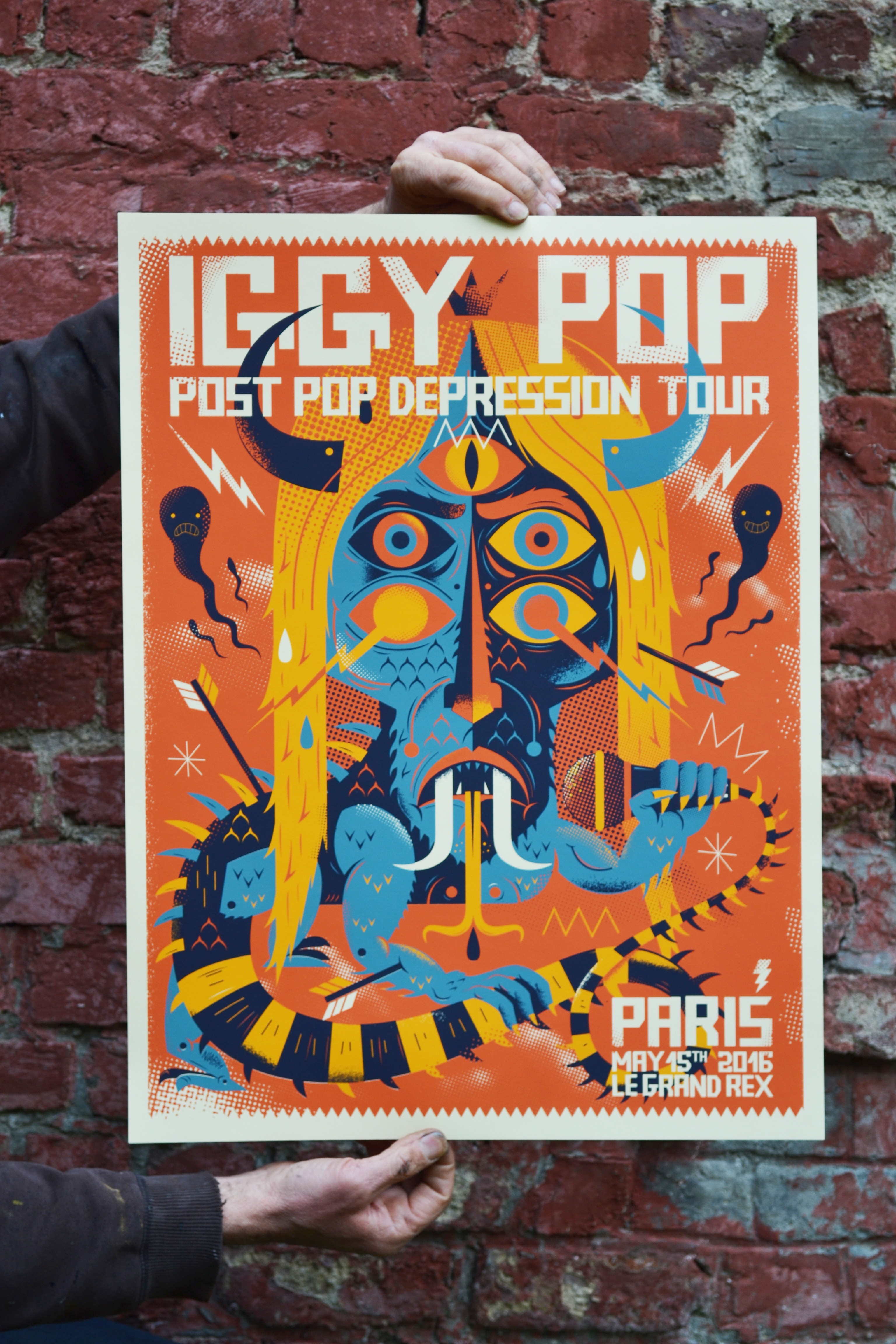 Iggy Pop l Niark1