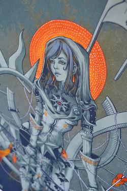 Dragon Age l Erica Williams