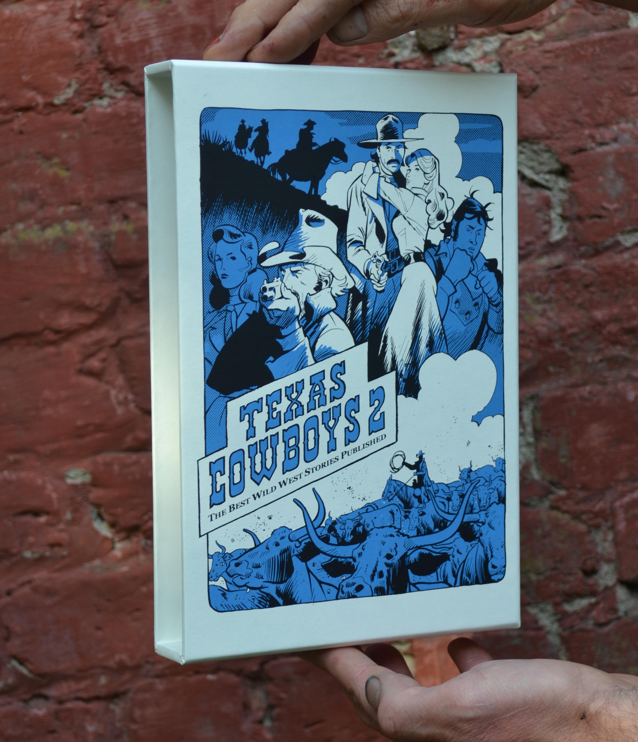 Texas CowBoys 2 l M. Bonhomme