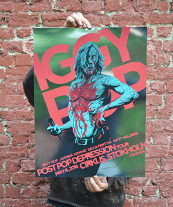 Iggy Pop l Coke Navarro