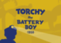 Torchy the Battery Boy TV Show