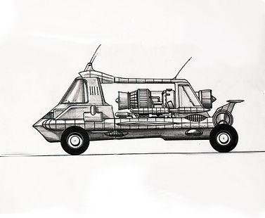 Mac's Car Design Joe 90