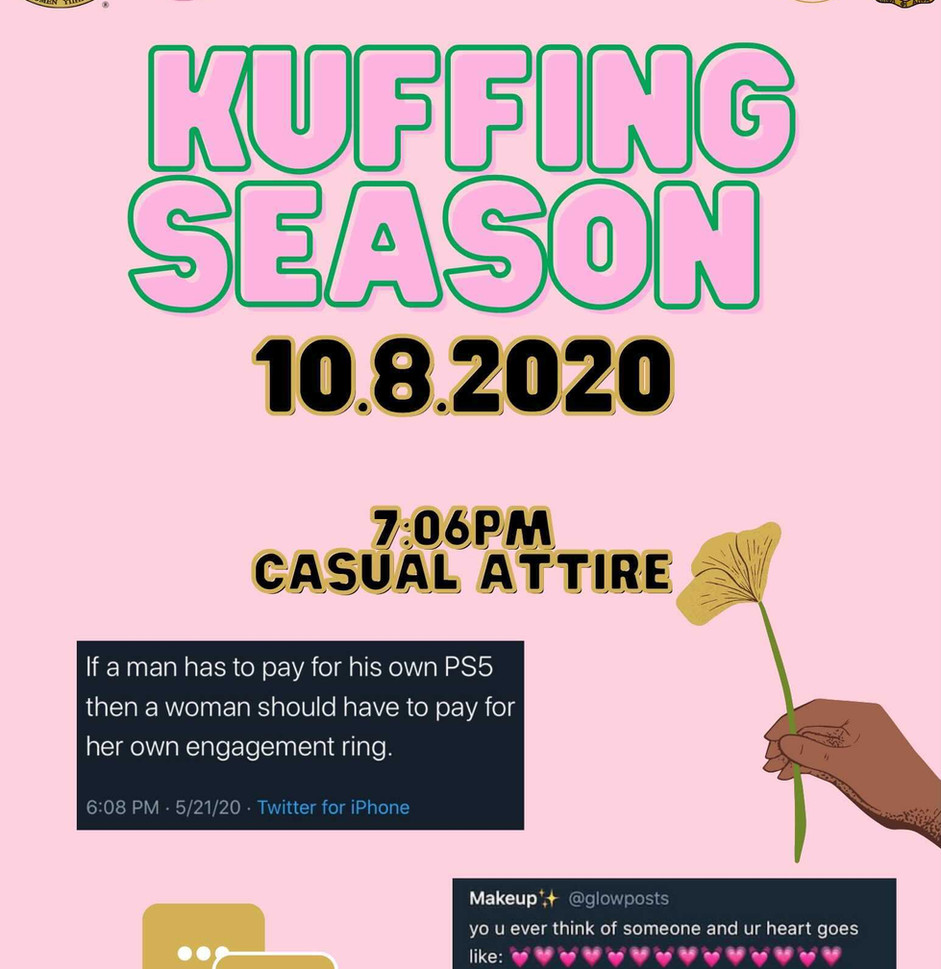 Kuffing Season