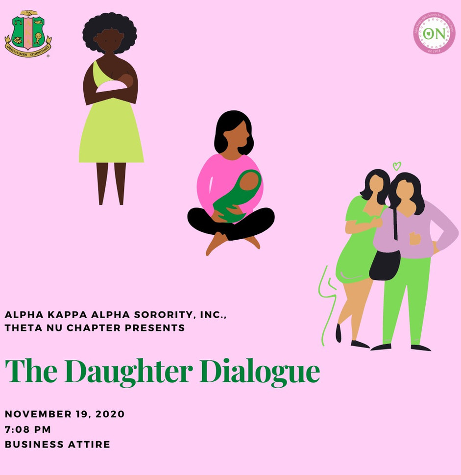 The Daughter Dialogue