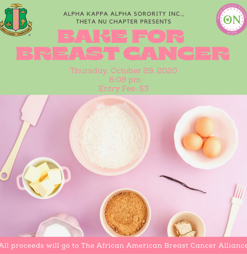 Bake For Breast Cancer