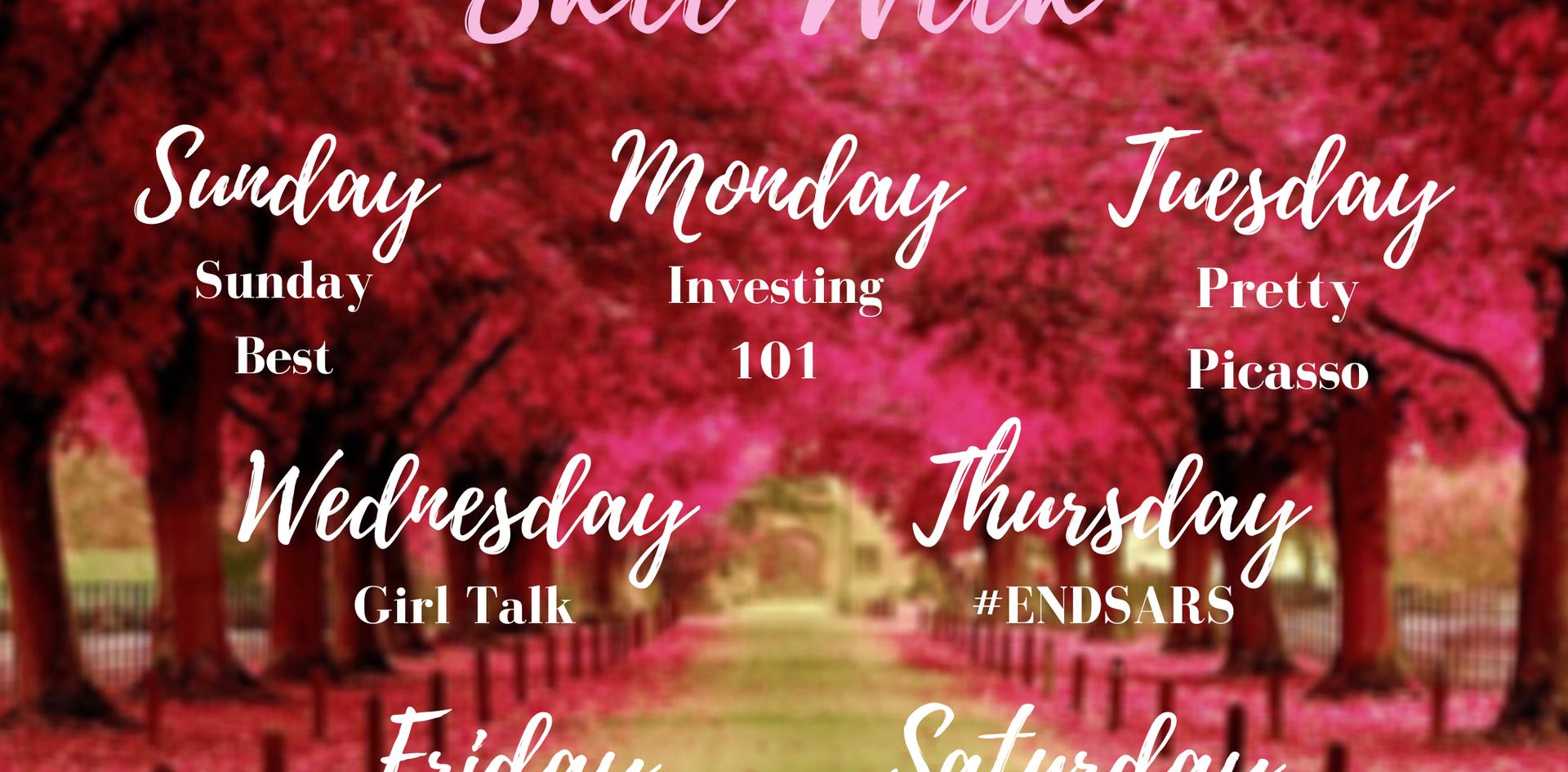 Skee Week 2020