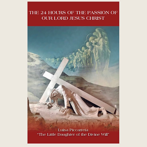 Book: The 24 Hours of the Passion ENGLISH  L008 Dólares