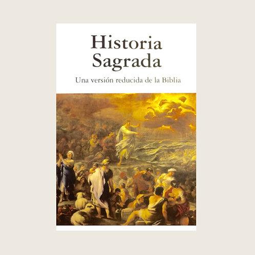 Historia Sagrada, una versión reducida de la Biblia