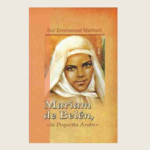 """Libro: """"Mariam de Belén"""""""