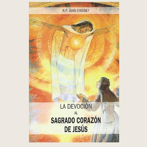 """Libro: """"La devoción al Sagrado Corazón de Jesús"""""""