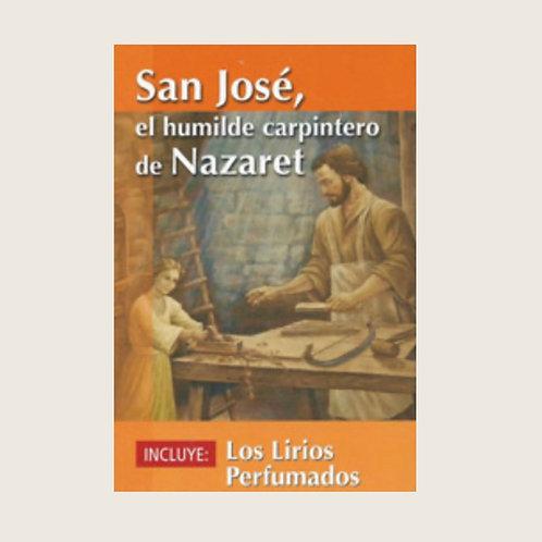 """Libro: """"San José, el humilde carpintero de Nazaret"""""""