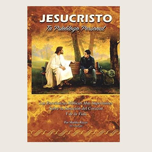 """Libro """"Jesucristo tu psicólogo personal """"    Dólares"""