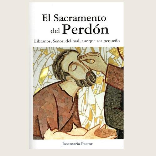 """Libro """"El Sacramento del Perdón"""" Dólares"""
