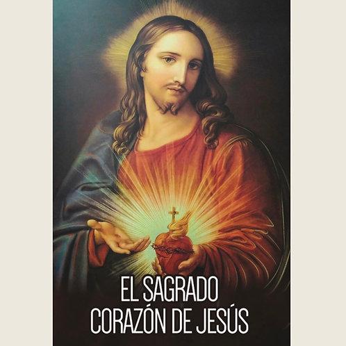 """Libro """"El Sagrado Corazón """"    Dólares"""