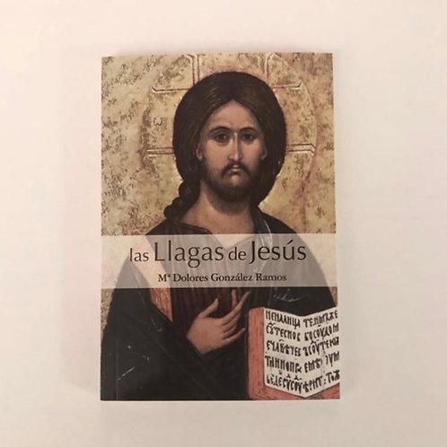 """Libro """"LAS LLAGAS DE JESÚS""""  Dólares"""