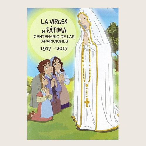 """Libro: """"La Virgen de Fátima."""""""