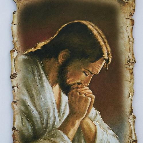 Cuadro de Jesús. Dólares