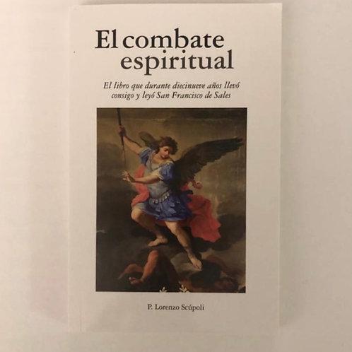 """Libro """"CONBATE ESPIRITUAL""""  Dólares"""