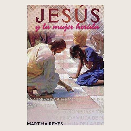 """Libro """"Jesús y la mujer herida""""    Dólares"""