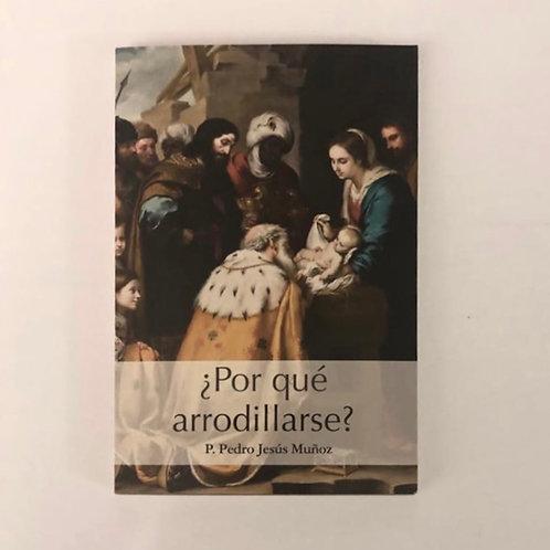 """Libro """"POR QUE ARRODILLARSE """"  Dólares"""