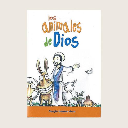 """Libro: """"Los animales de Dios"""""""
