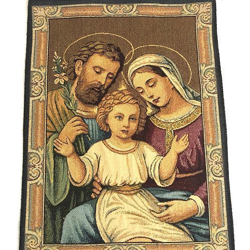V022 Tapiz Italiano La Sagrada Familia