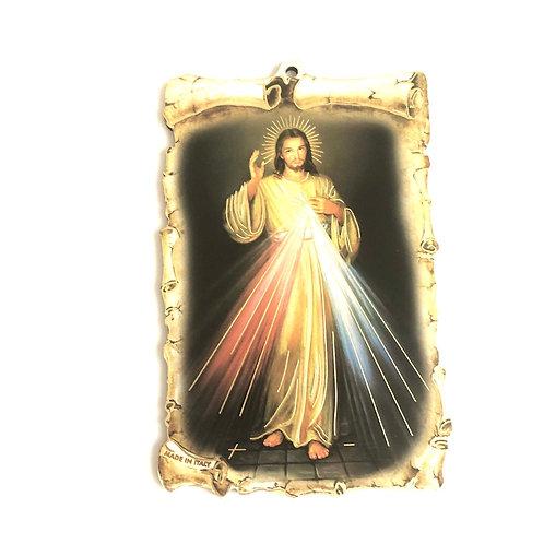 MC005 Cuadro Jesús Divina Misericordia