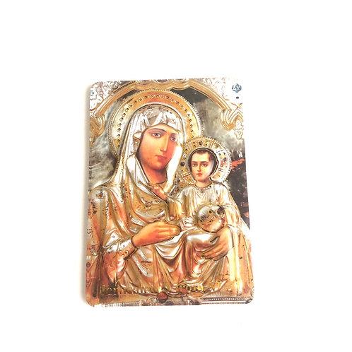 Imagen Virgen María de Jerusalén (iman)